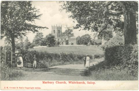 Marbury Church